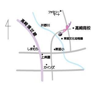 ラフィネル地図
